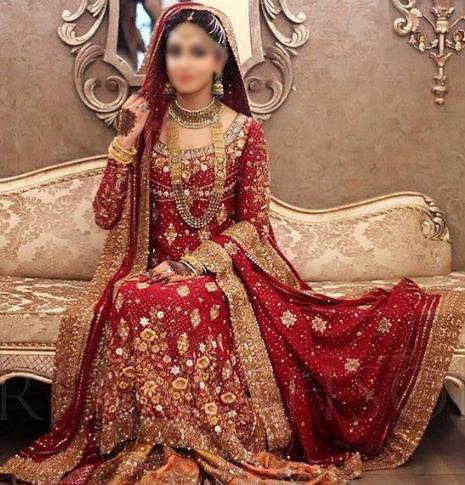 cbafebec37 Designing a perfect Pakistani bridal dress | Bequeen Bridal Wear